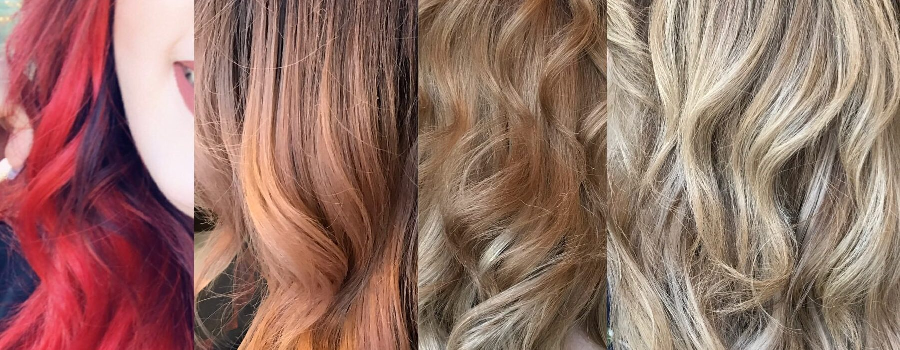 Tired of your color... We specialize in Color!